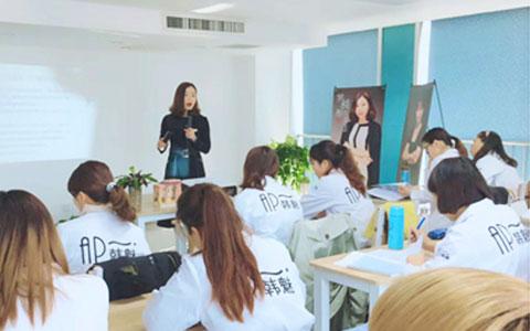 西安半永久培训学校AP韩魅韩式半永久课程